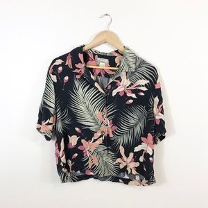 100% Silk Tommy Bahama Hawaiian Shirt